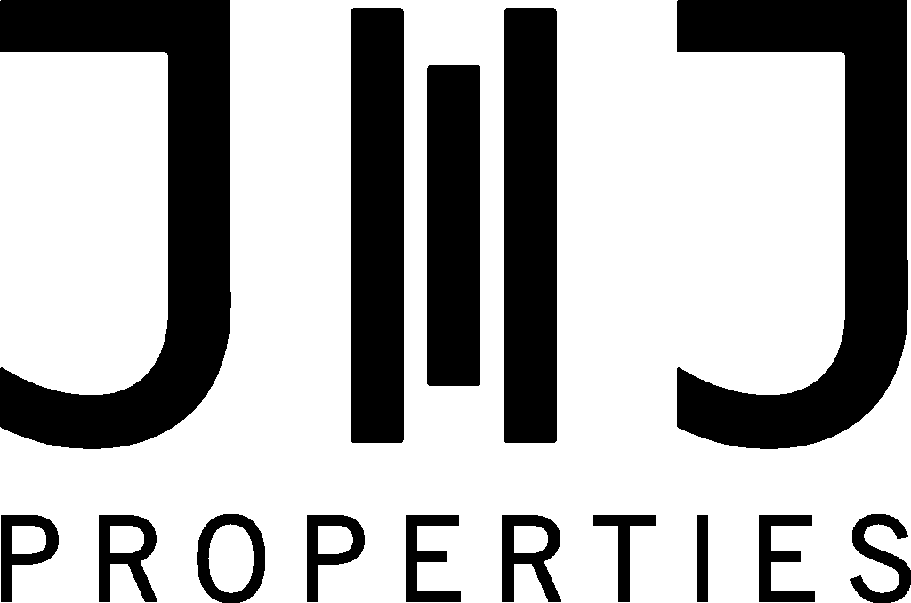 Logo of property management company J&J
