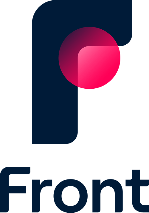 Front/Frontapp logo