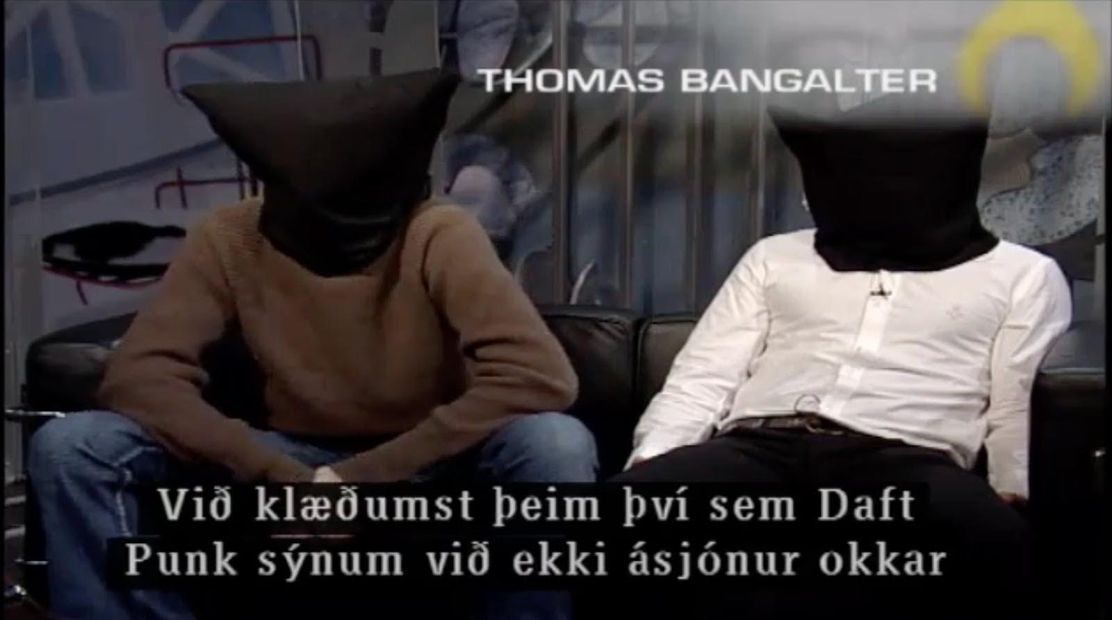 Daft Punk keeping their anonymity