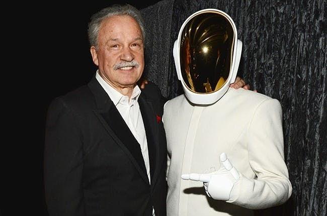 Daft Punk with Giogio Moroder