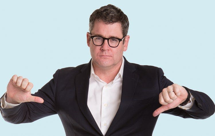 Mark Ritson on the difference between marketing and communications