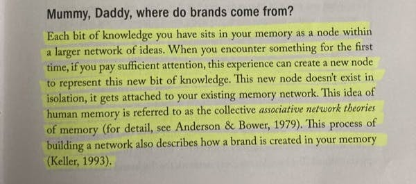 To simplify your marketing, you can focus on building memory structures one memory node at a time.