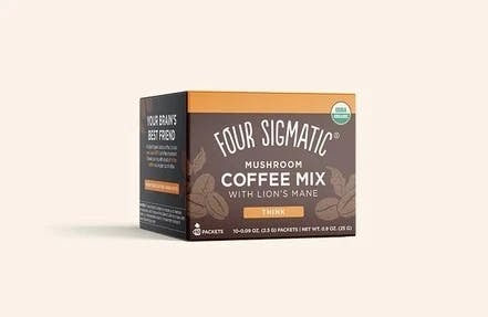 Four Sigmatic is an example of how to simplify your marketing