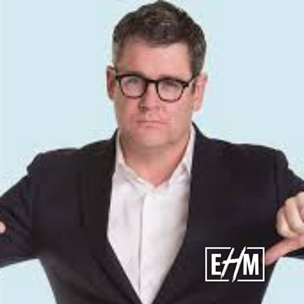 Mark Ritson explains how something triggered him to take an action
