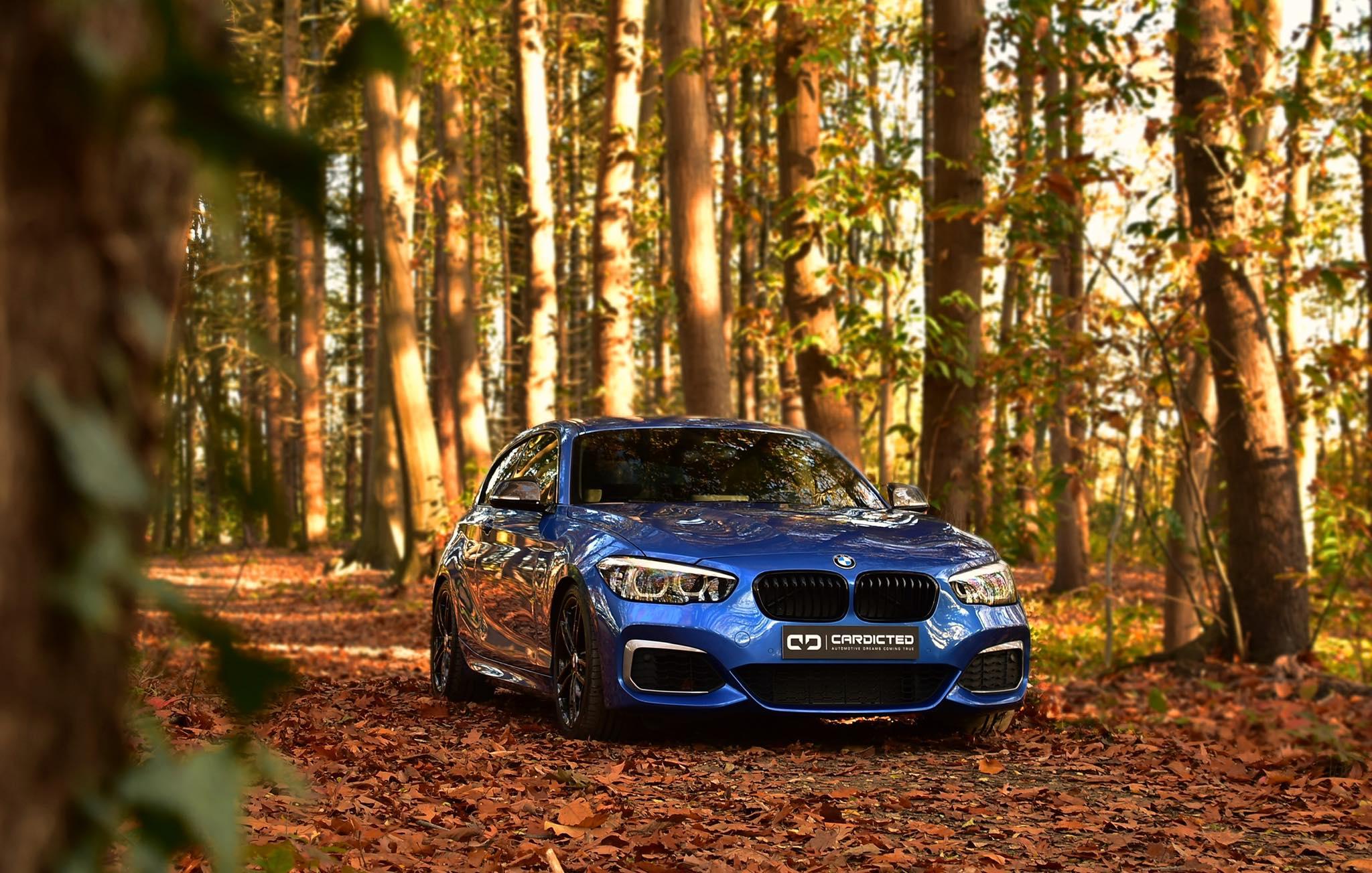 BMW 140i 2017