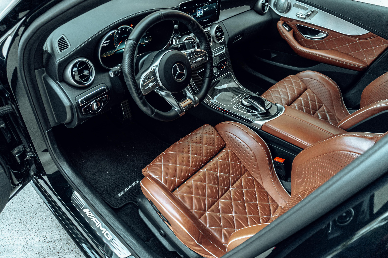 Mercedes Benz C43 2018