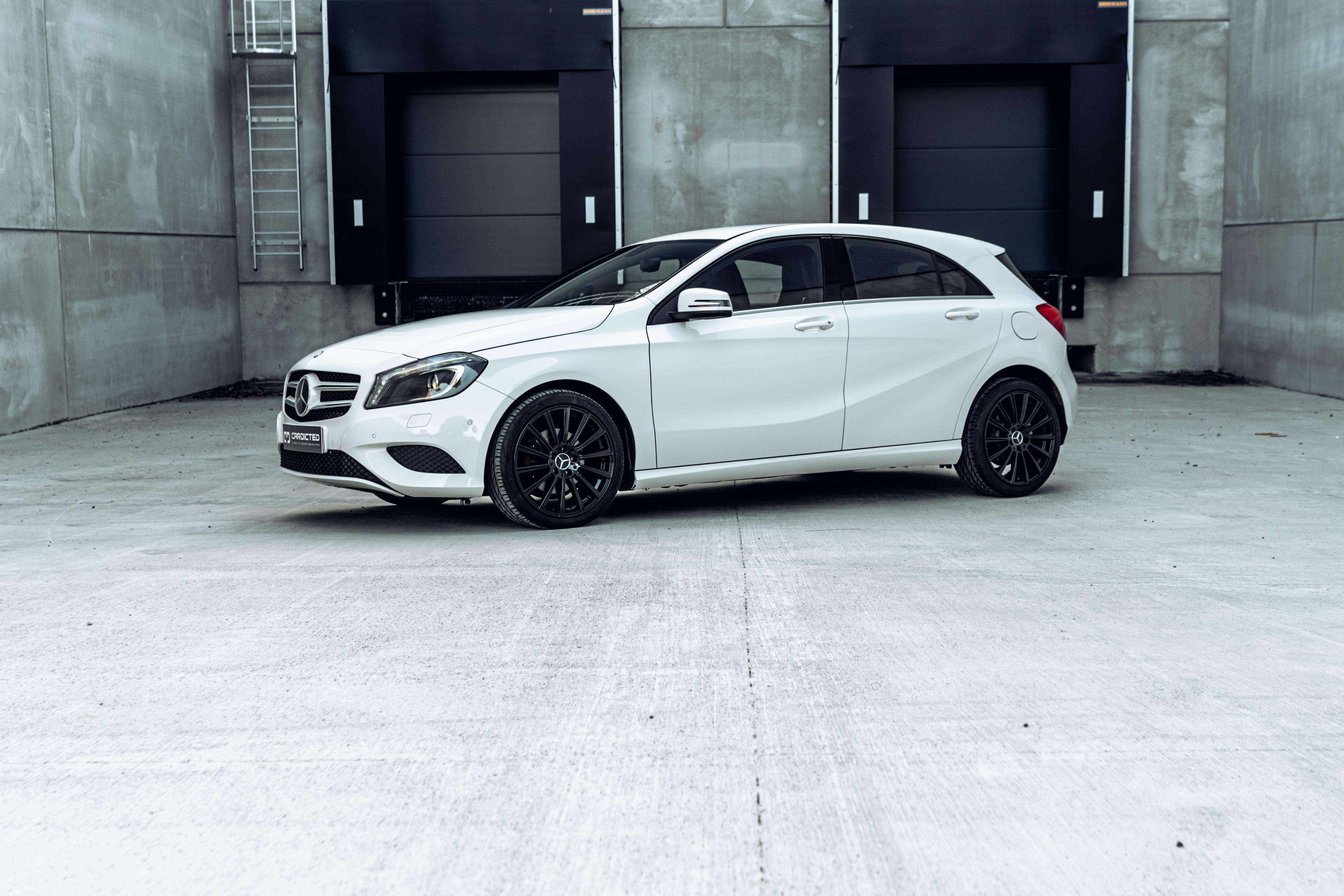 Mercedes A180 2015
