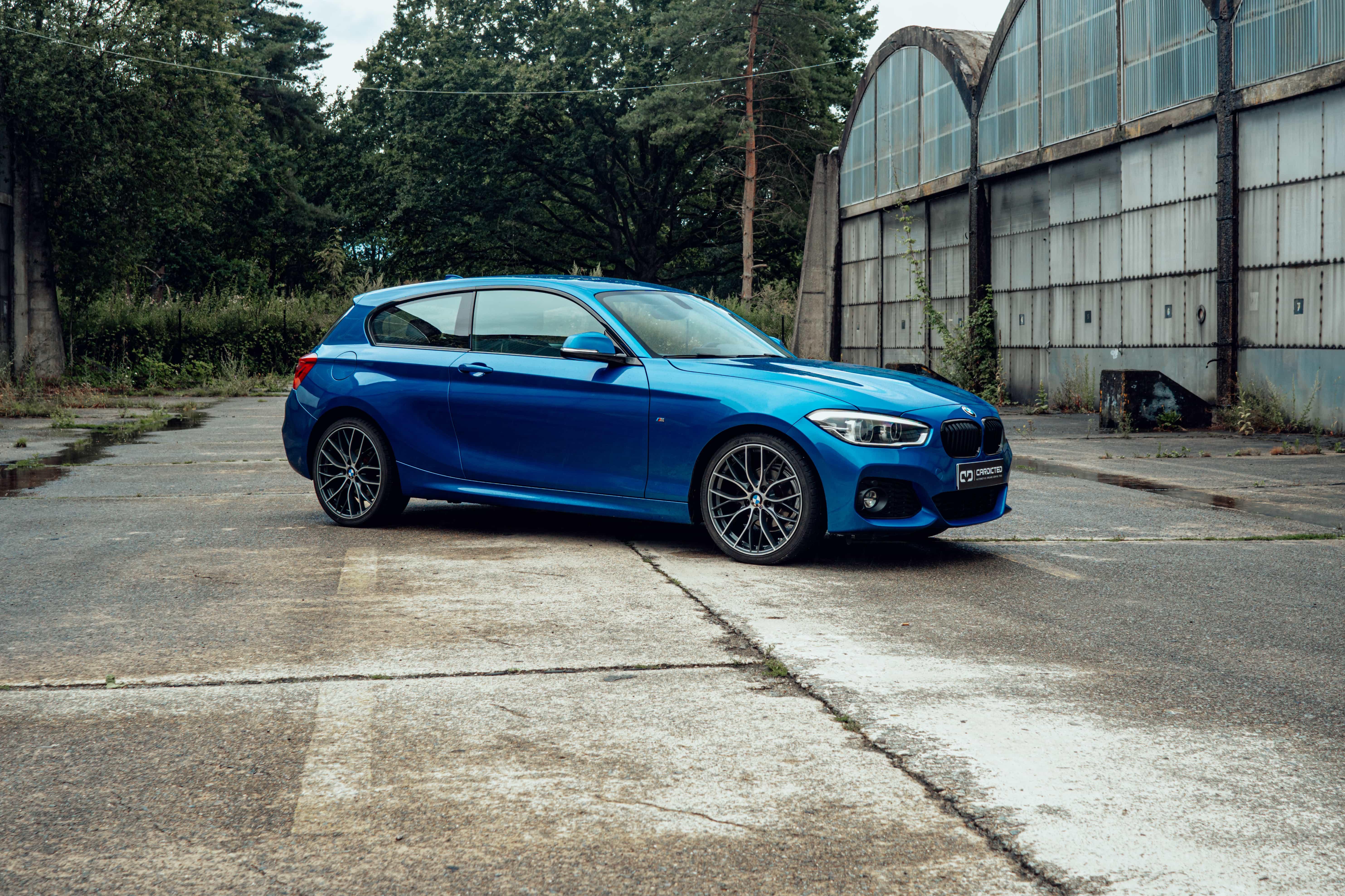 BMW 116i 2017