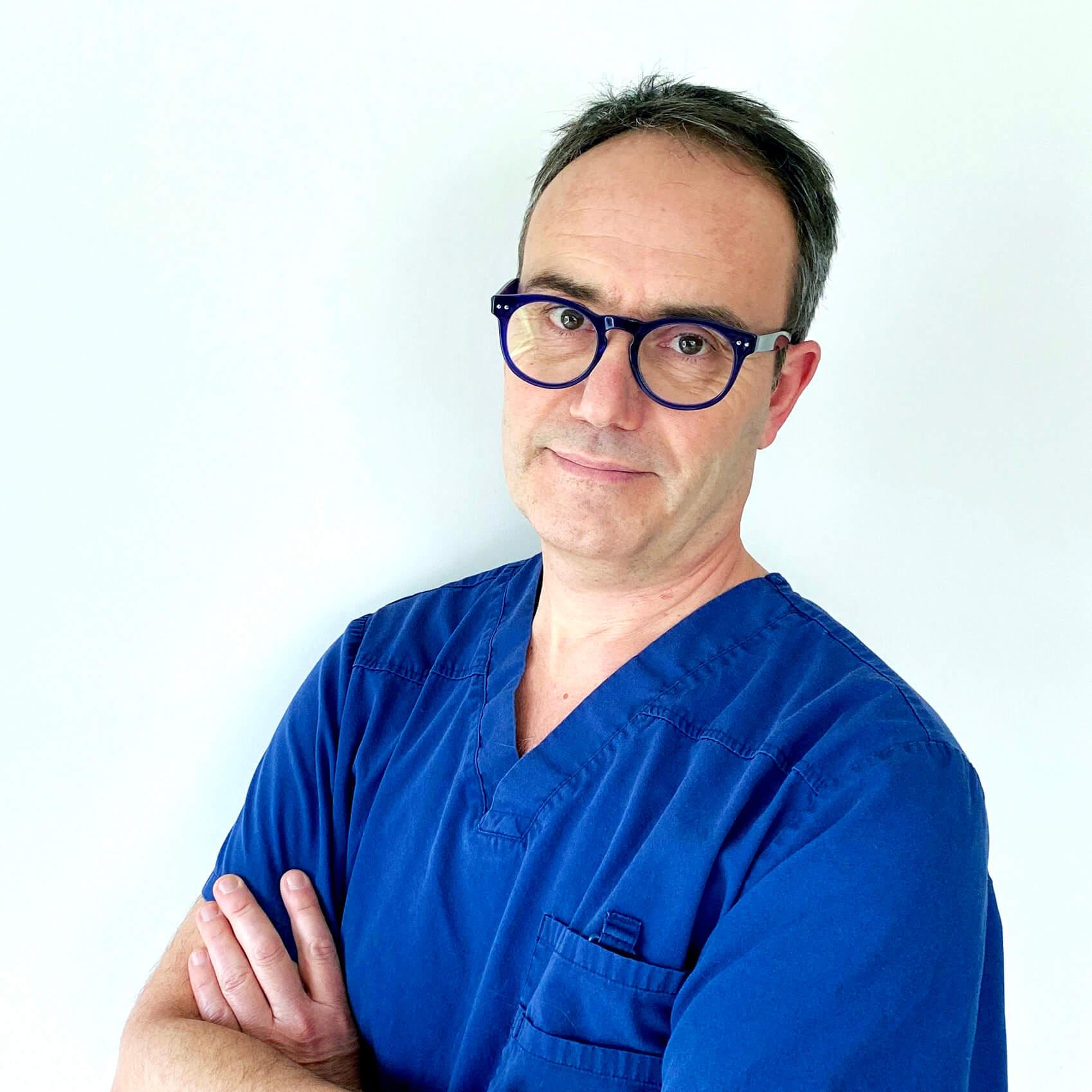 Photo du Dr François Dasque