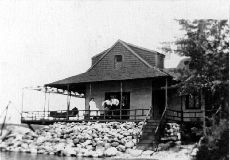 Vintage photo of Quisisana Resport