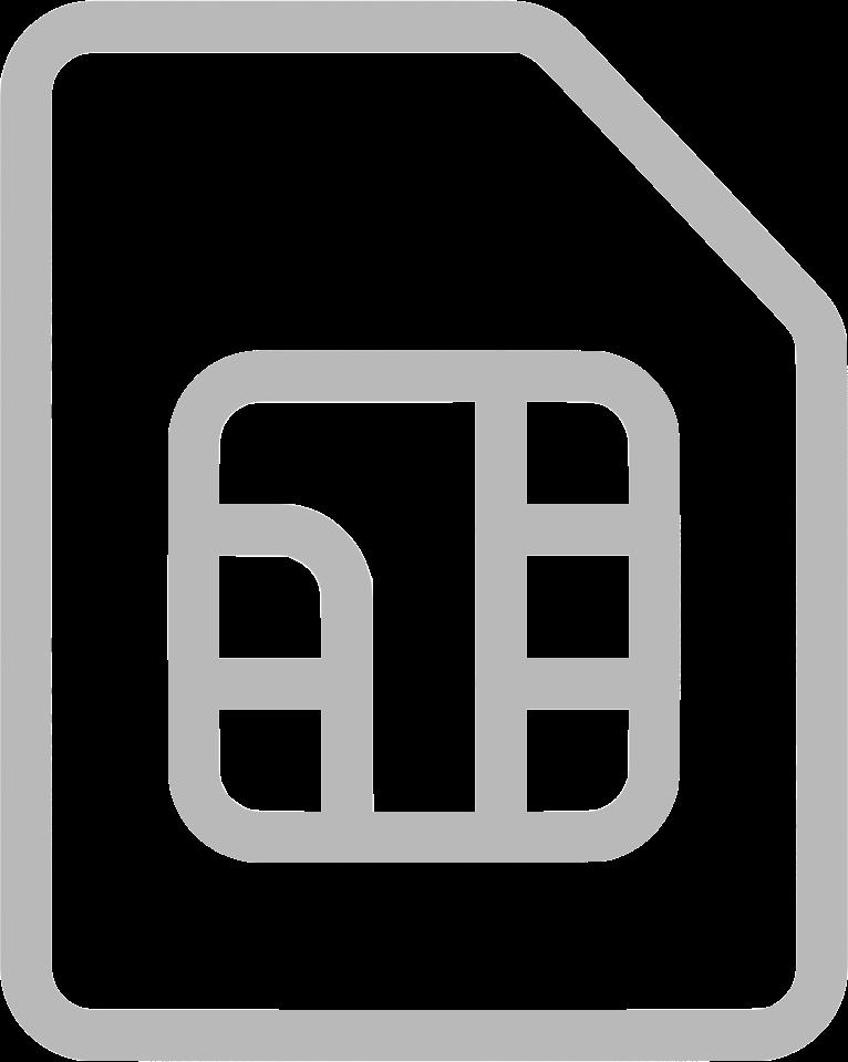 Image d'une carte SIM