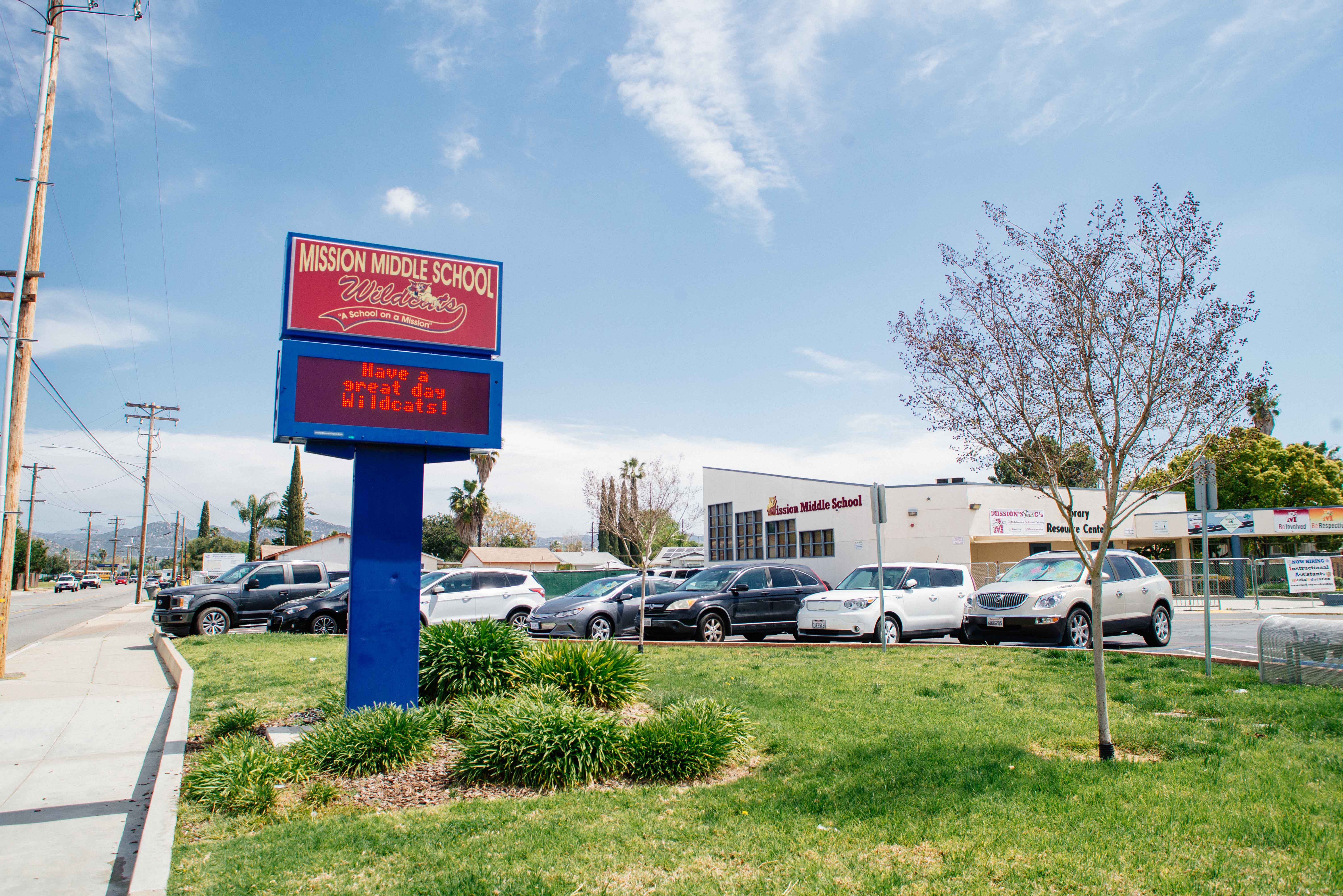 Mission  Middle School