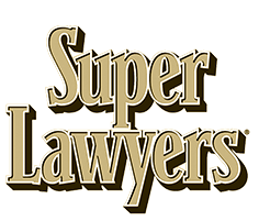 Super Lawyers personal injury law firm