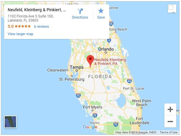 Lakeland, Florida Personal Injury Lawyers