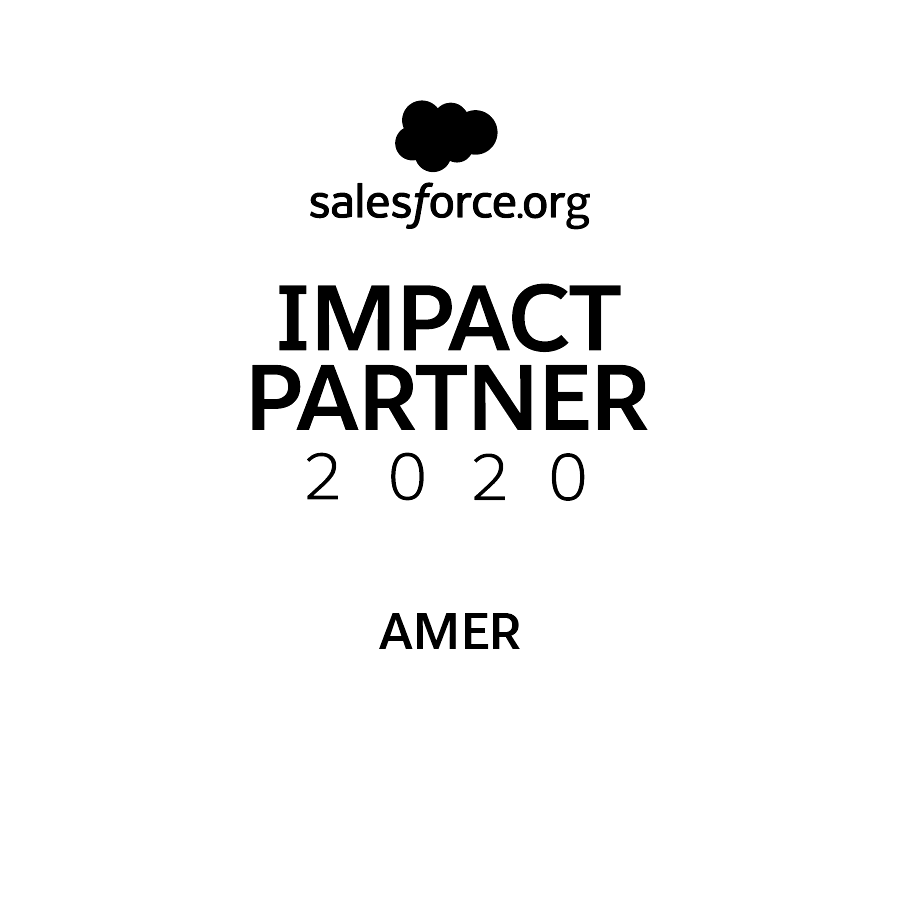 Salesforce Impact Partner Badge