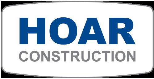 Logo for Hoar Construction
