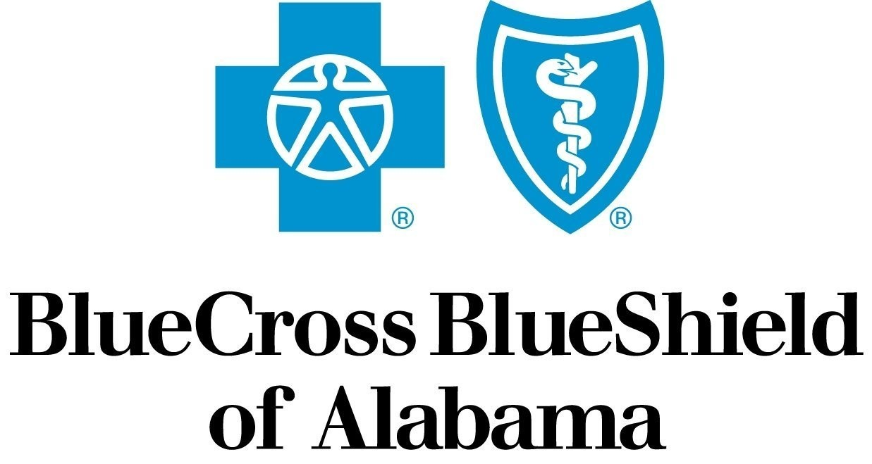 Logo for Blue Cross and Blue Shield of Alabama