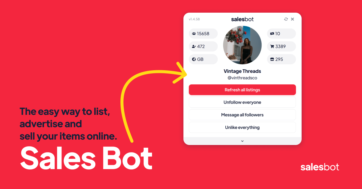 How to install Sales Bot?