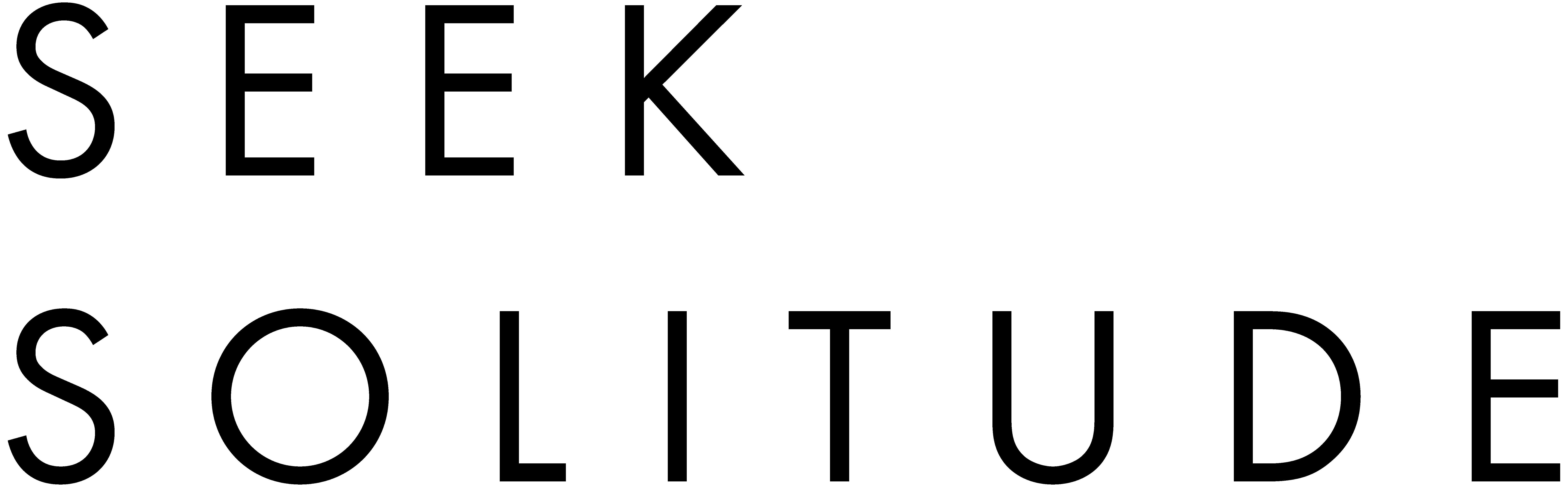 Seek Solitude logo