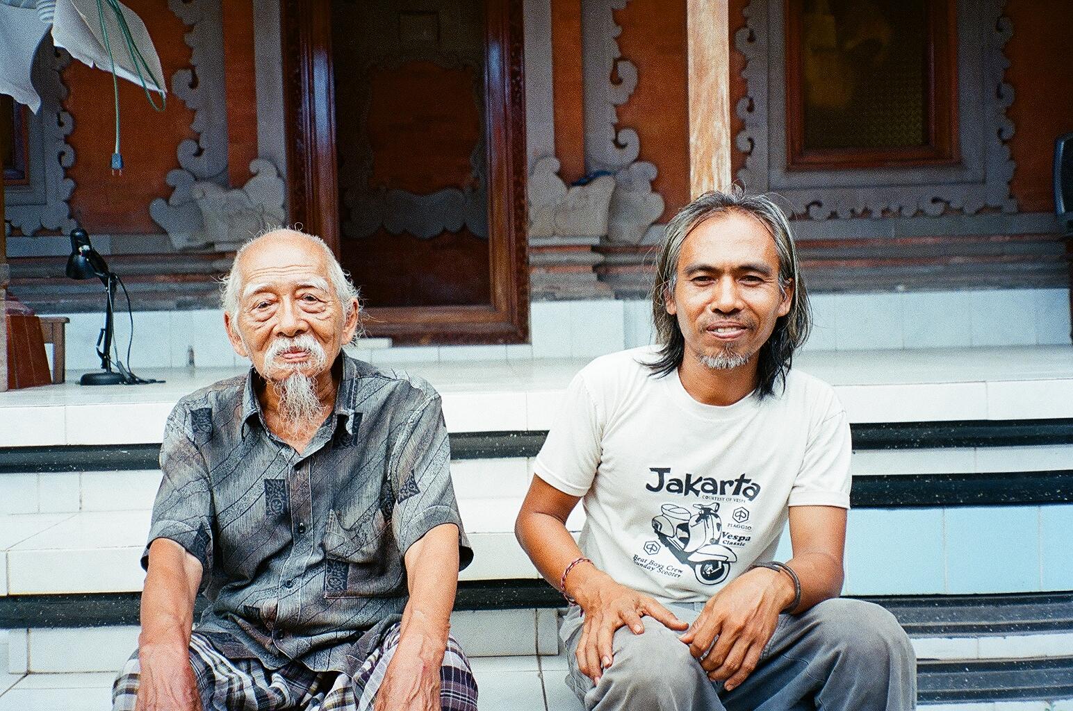 Master Goldsmiths in Bali