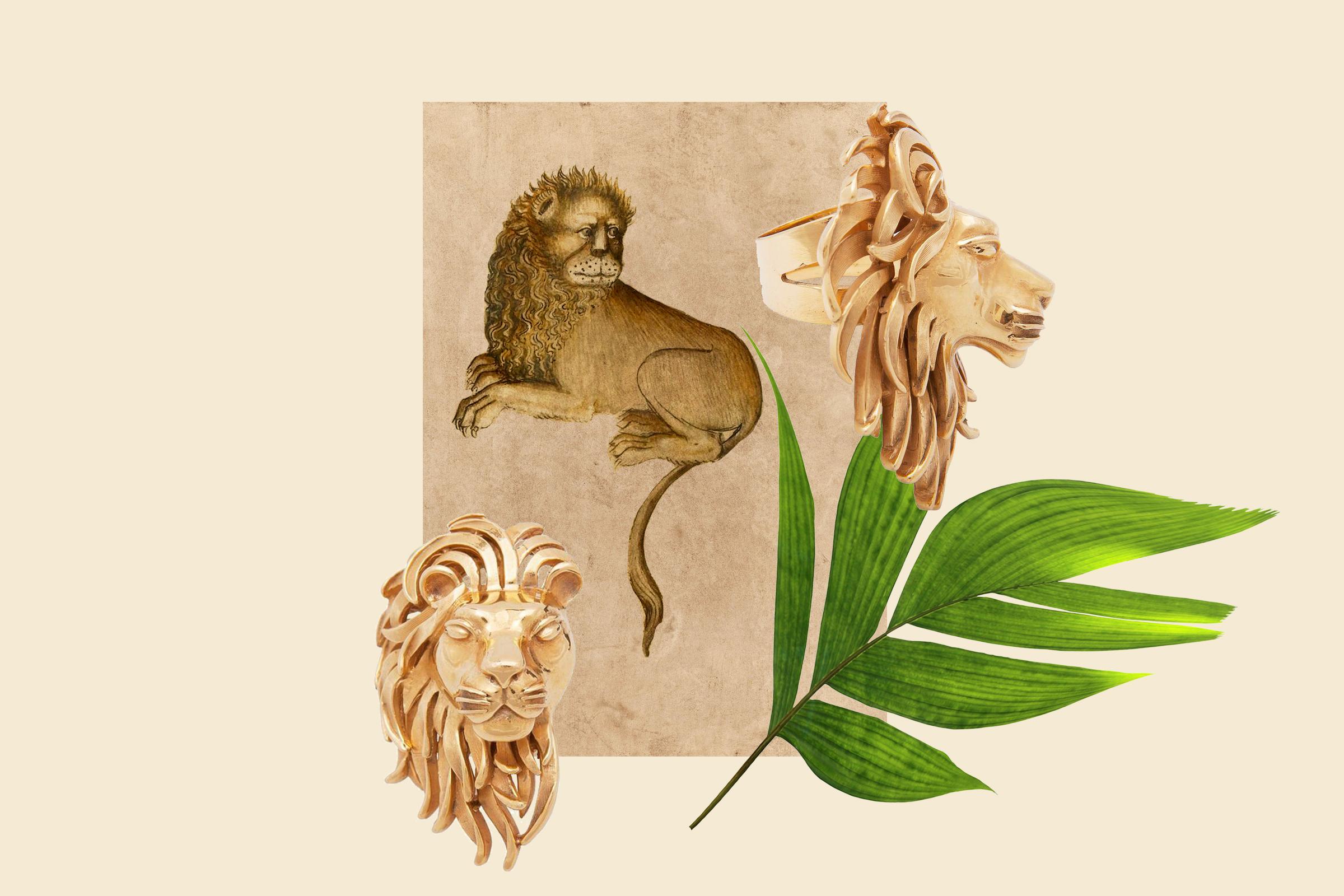 lioncollage