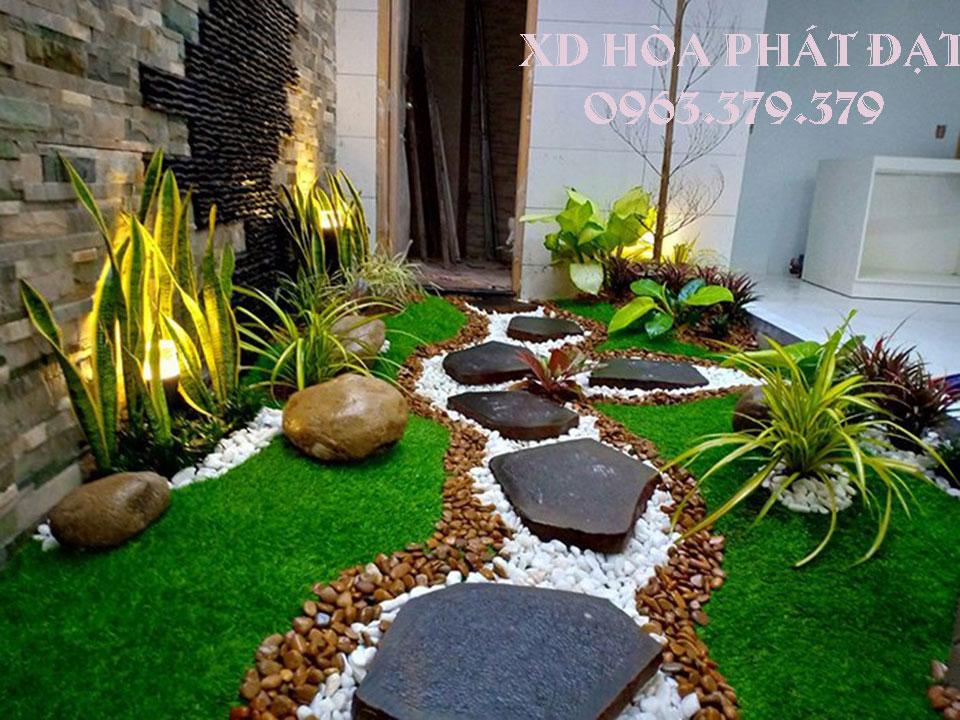 Tạo Tiểu cảnh sân vườn mini – Cách lựa chọn hoàn hảo cho không gian nhỏ