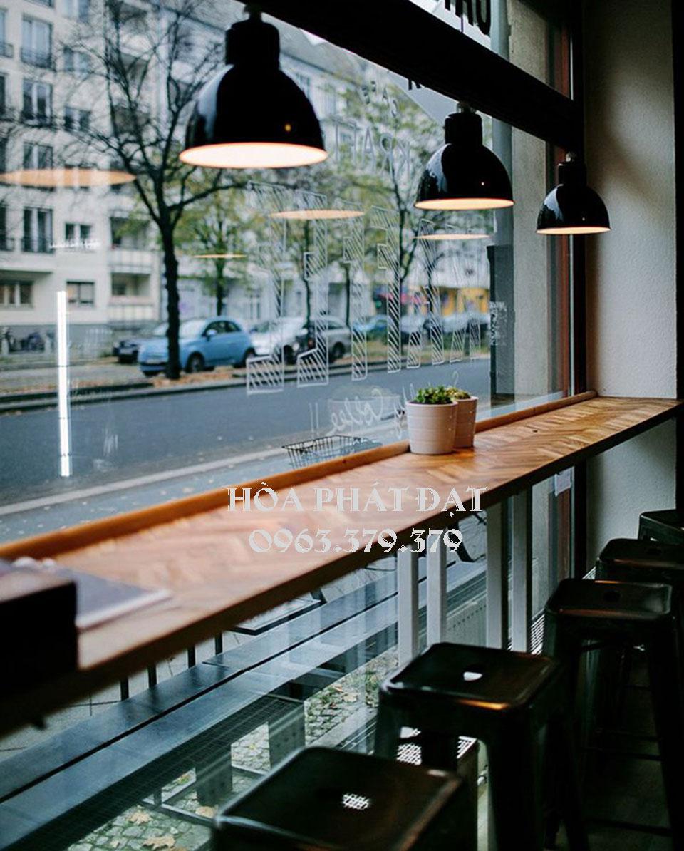 CHUYÊN THANH LÝ BÀN GHẾ CỦ GIÁ RẺ CHO QUÁN CAFE - QUÁN TRÀ SỮA QUÁN CÓC LỀ ĐƯỜNG UY TÍN