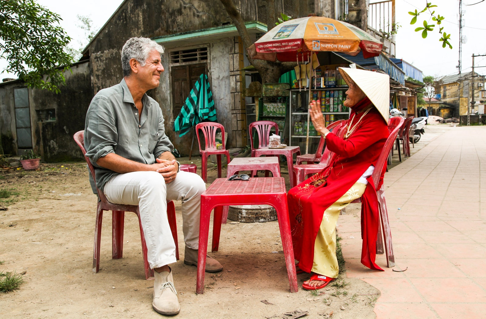 How Anthony Bourdain lives in my head