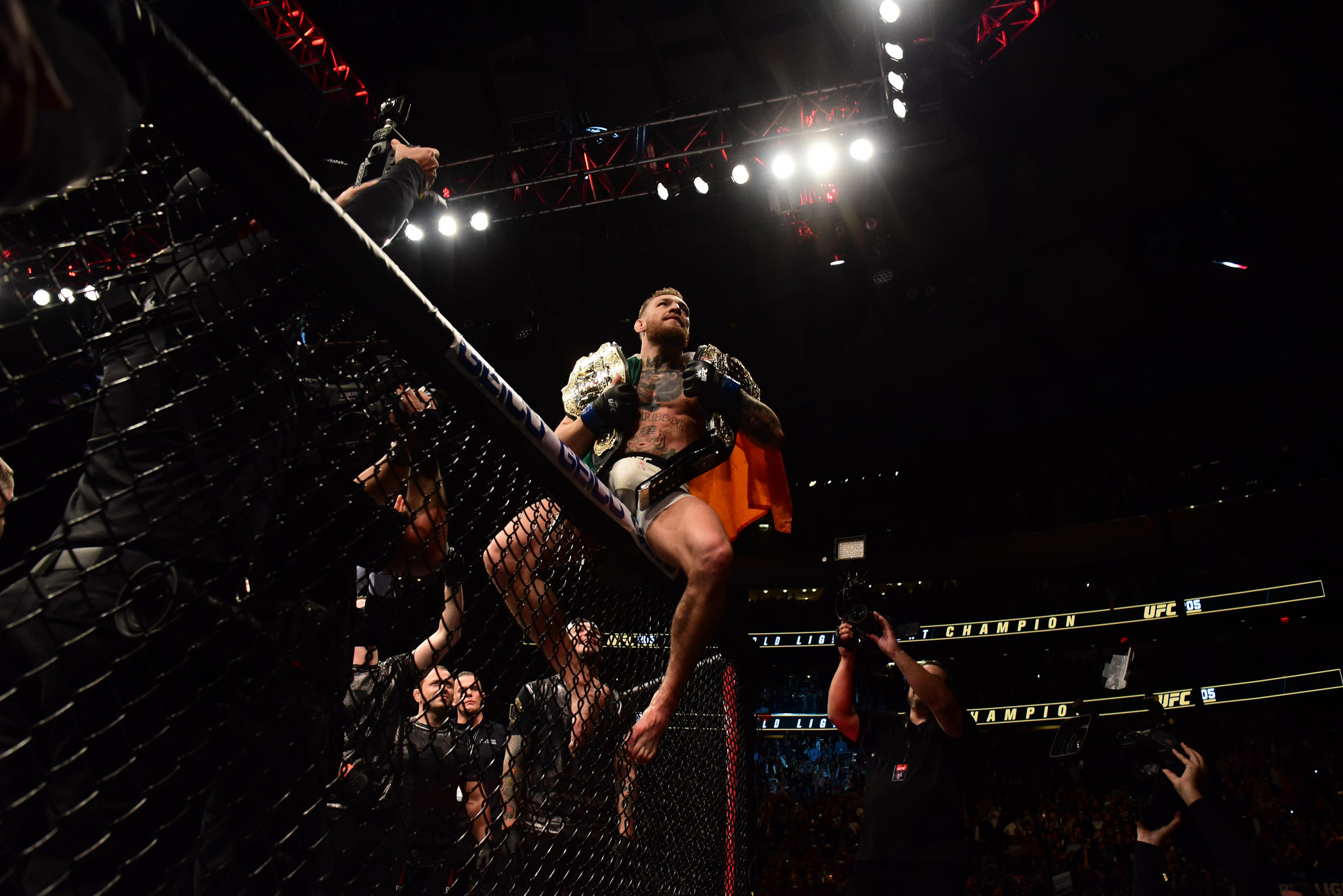 Why delusional confidence like Conor McGregor is good