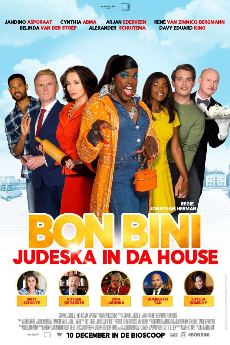 Bon Bini - Judeska in the House