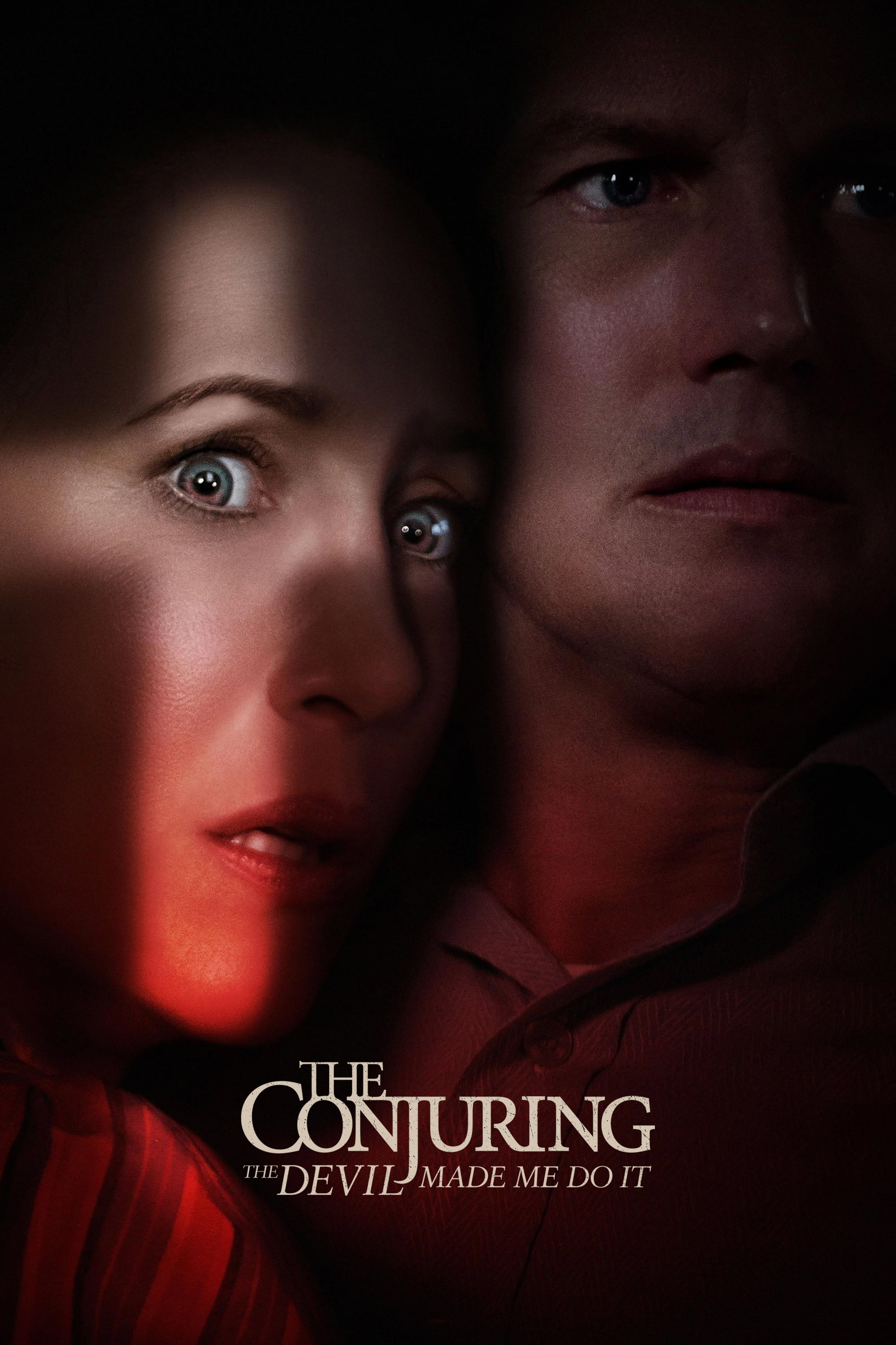 The Conjuring - The Devil Made Me Do It
