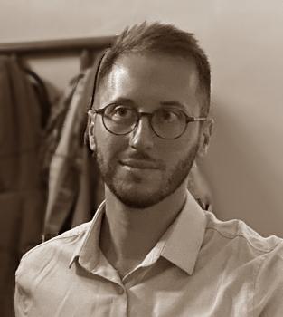 Guillaume MOURGUES, web designer et responsable commercial