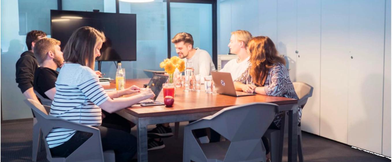Foto aus einem 2trde Meeting