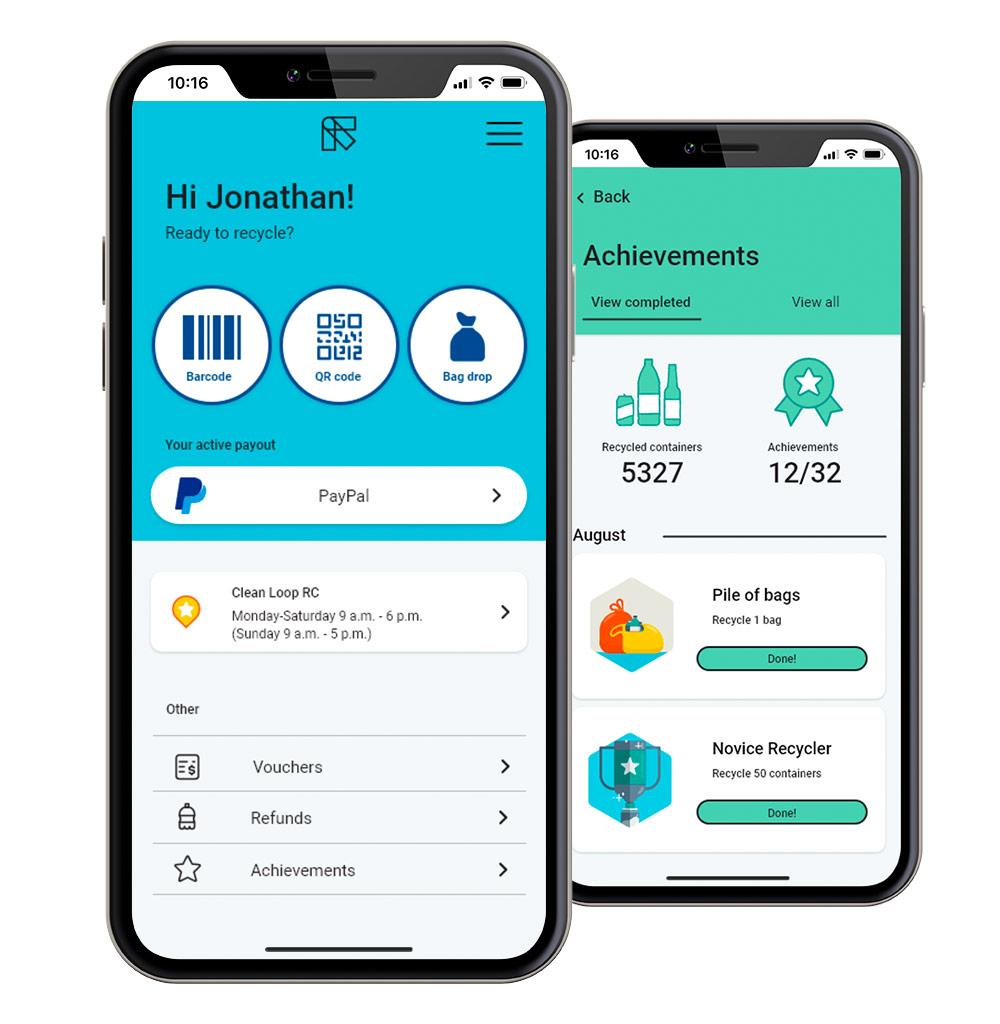 Clean Loop App