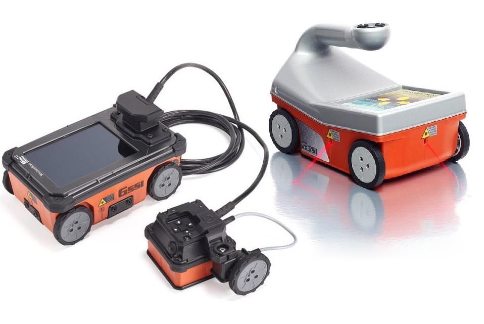 gpr scanning equipment