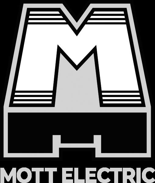 concrete xray logo mott electric