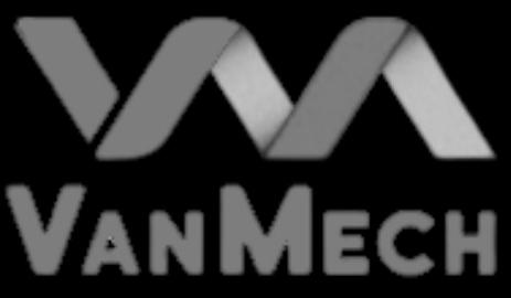 concrete xray logo Vanmech