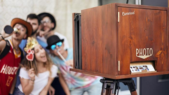 Camerad | Fotobox für eure Hochzeit