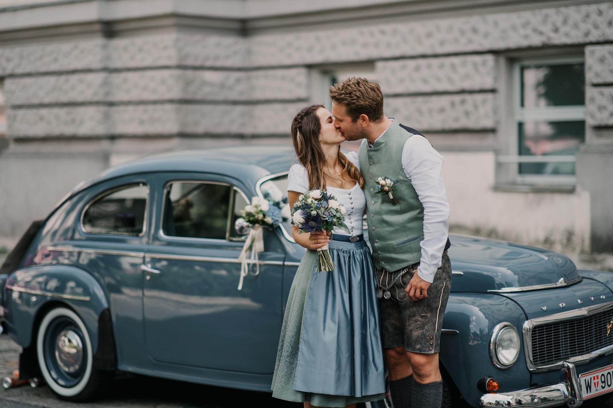 Hochzeitsfilm aus Vorarlberg