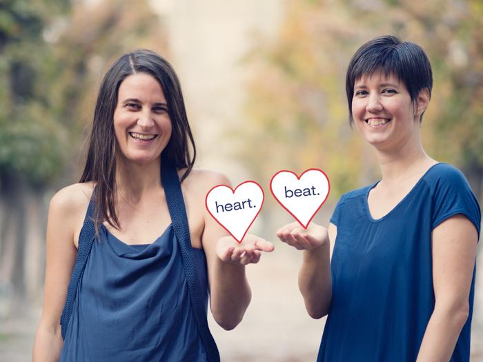 """Hochzeitsmusik """"heart. beat."""""""