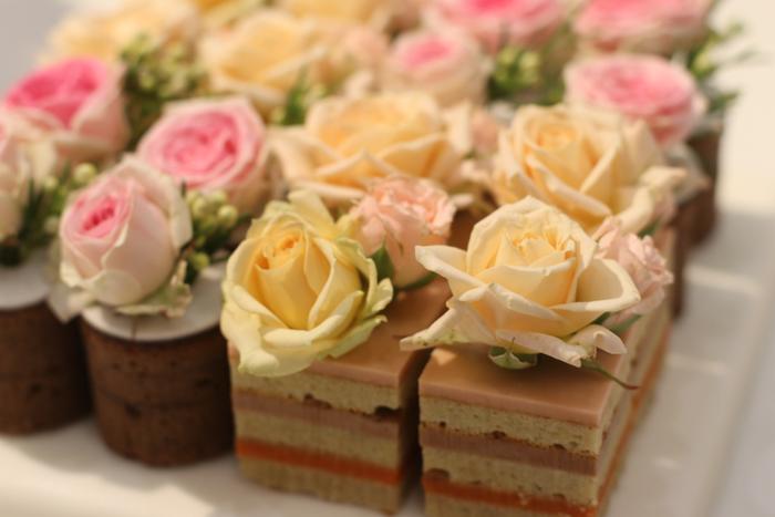 """Hochzeitstorten & mehr """"Landtmann's feine Patisserie"""""""
