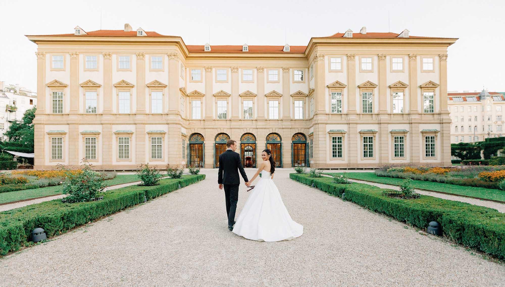 Die schönsten Hochzeitslocations in Wien