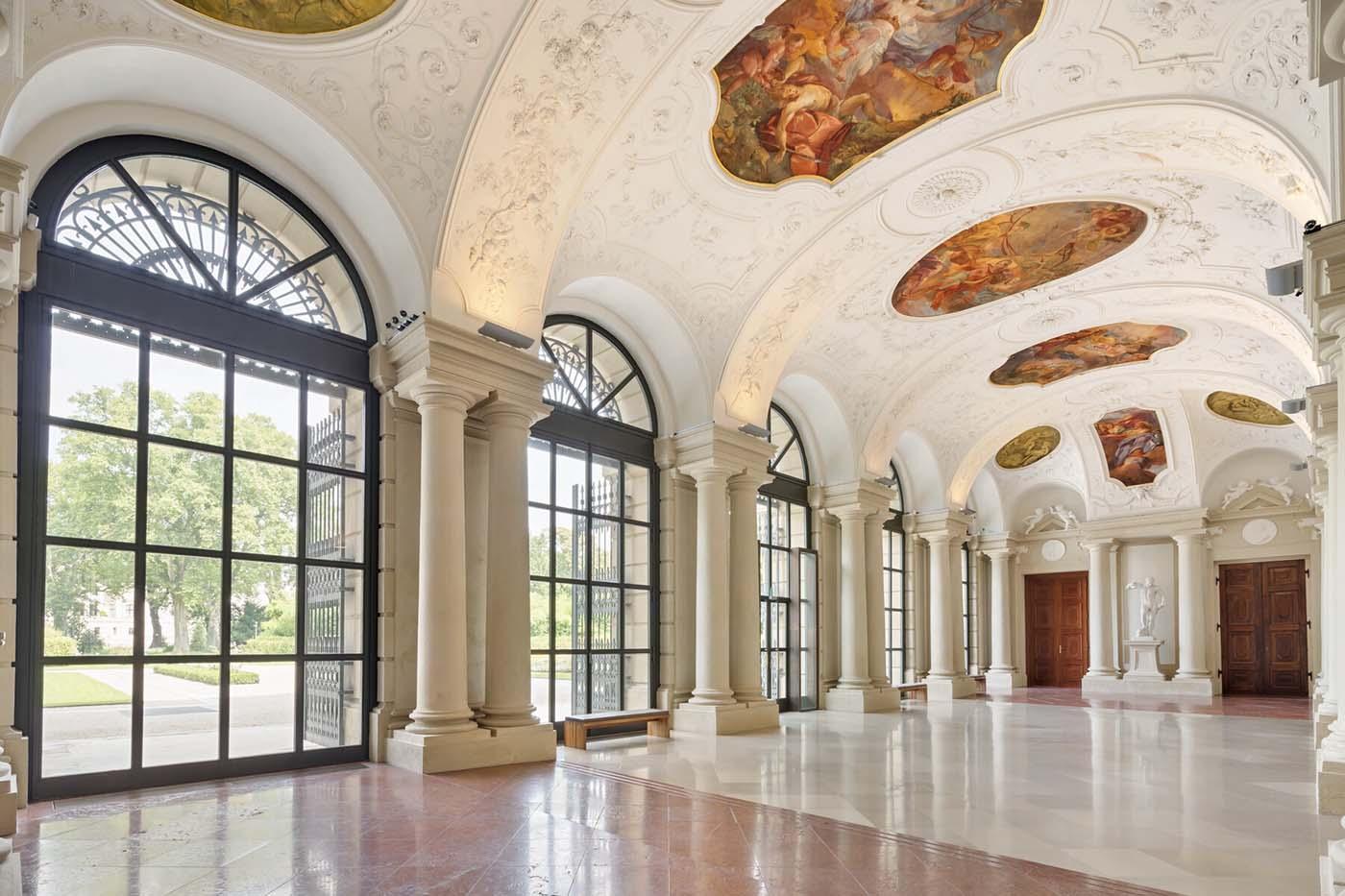 """Hochzeitslocations """"Palais Liechtenstein"""""""