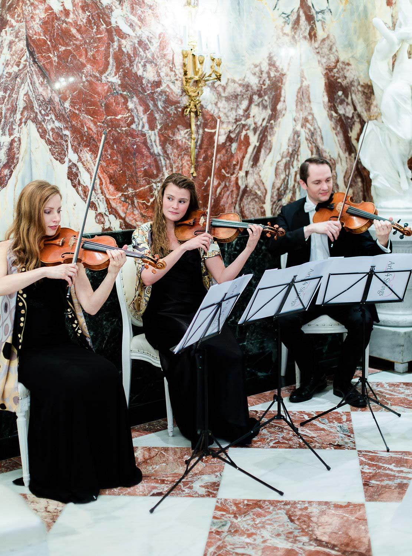 Musik für Hochzeit Wien