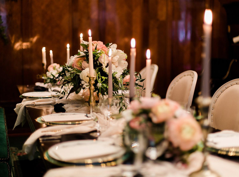 Hochzeitsdekoration & Möbel Wien