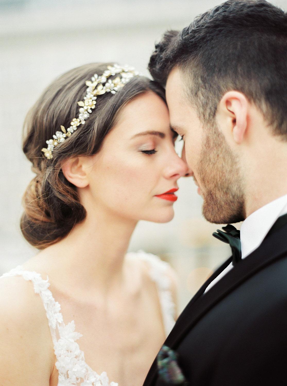 Brautstyling | Hochzeits-Make-up & Frisur Wien