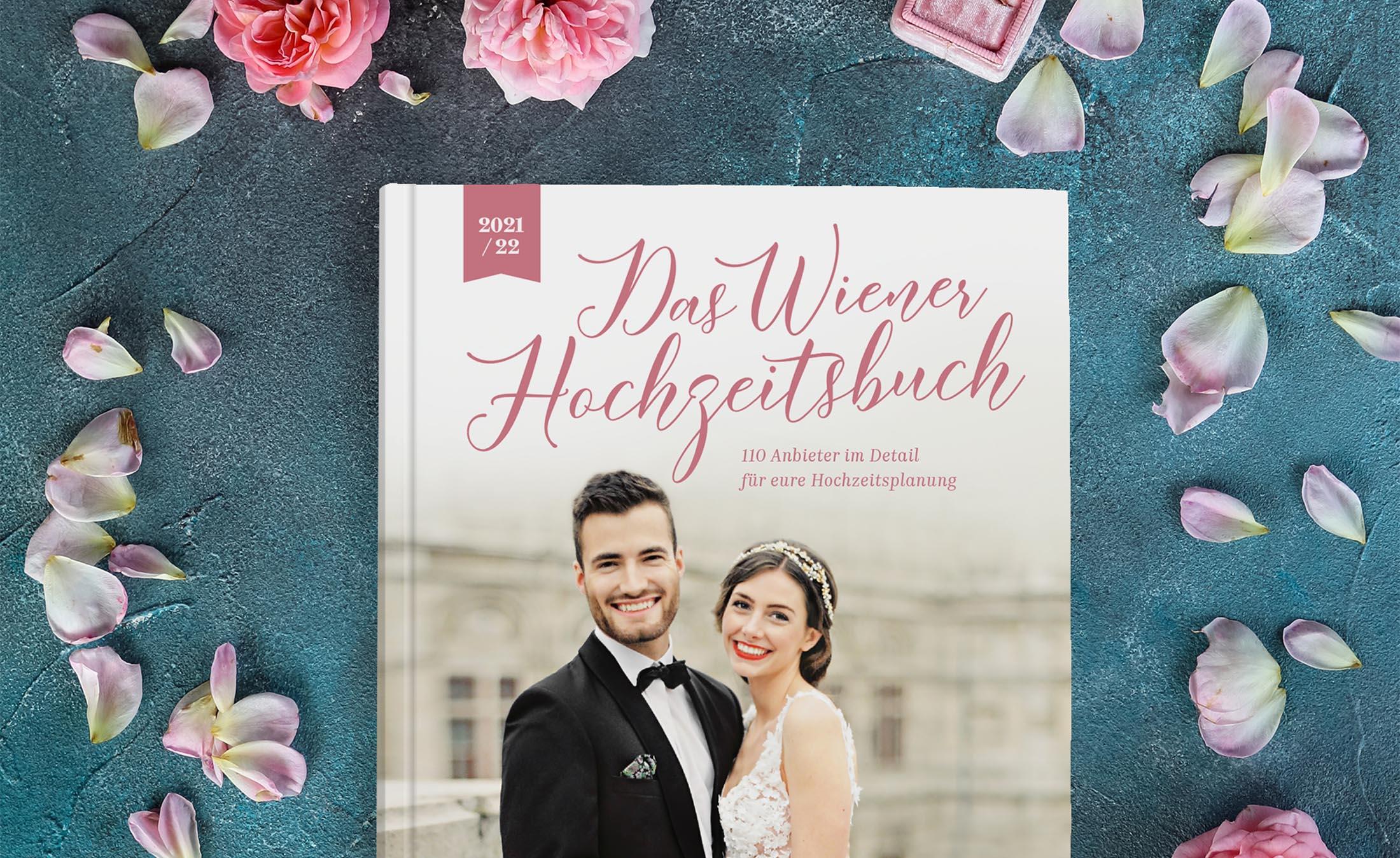 Das Wiener Hochzeitsbuch | Heiraten in Wien