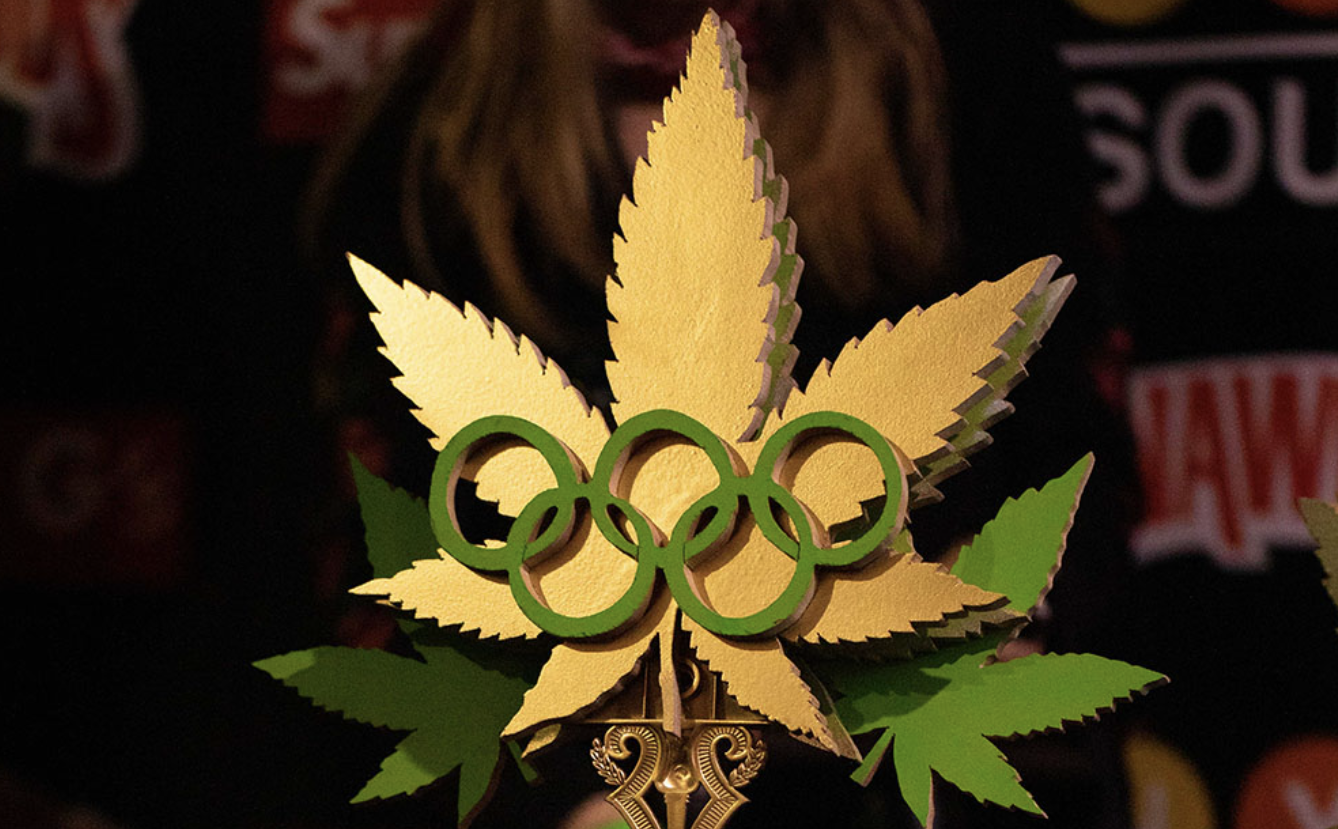 Equip yourself with these cool Olympic facts to throw down at your next smoker sesh.