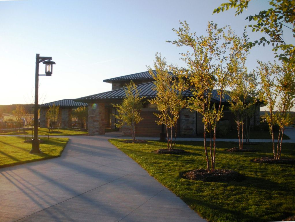 Rest Areas 11 & 12 are among the most heavily trafficked in the state, and planting design solutions took into consideration the volume of visitor traffic and WisDOT maintenance challenges at every stage of the design process.