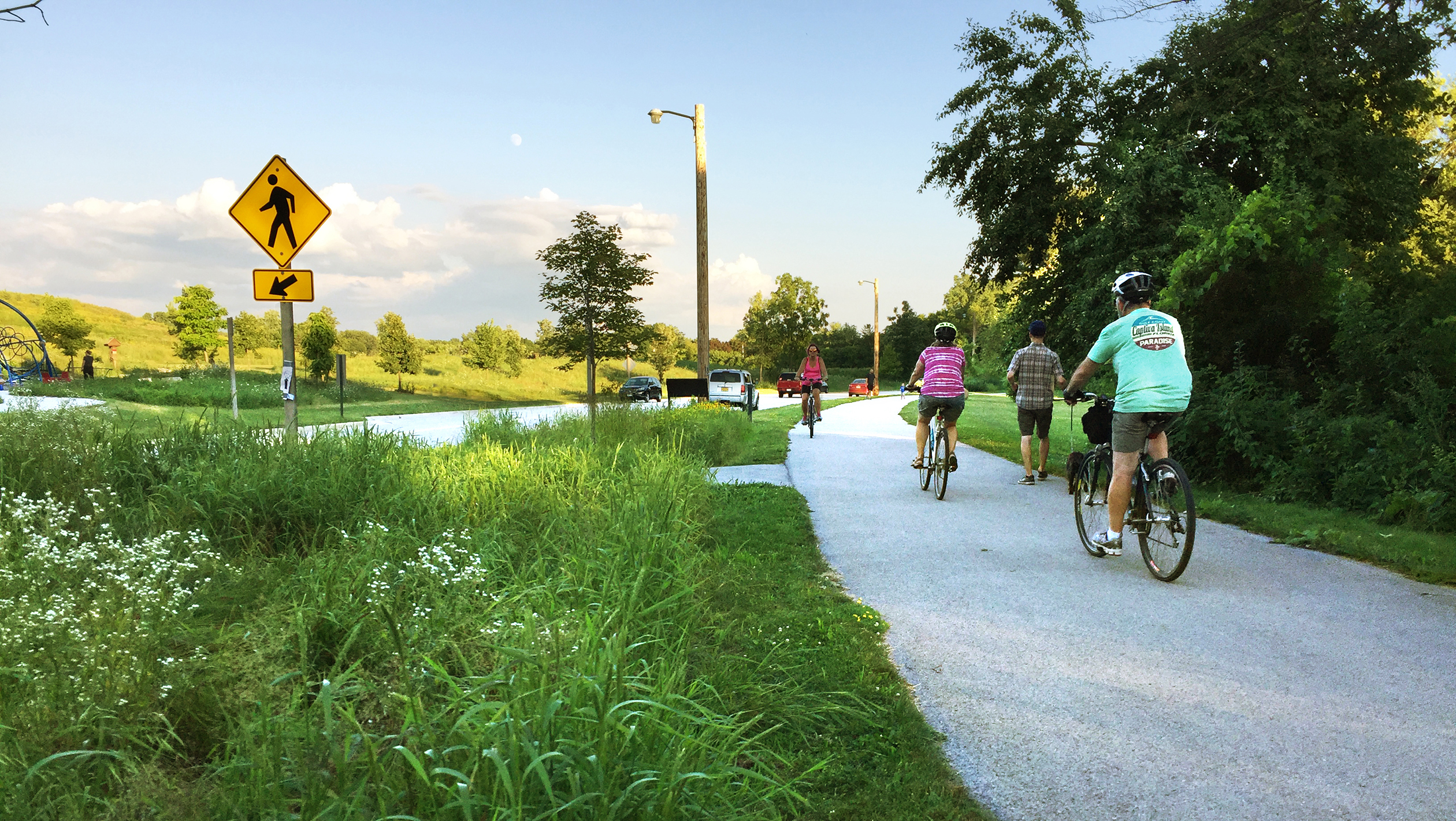 Saiki Design provided corridor-wide planting and landscape restoration for the reconstruction of this popular roadway that experiences high volumes of commuter vehicles as well as recreational pedestrian and bicycle traffic.